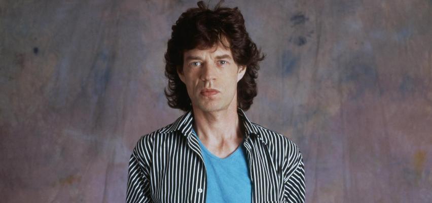 mick jagger 1987 quote