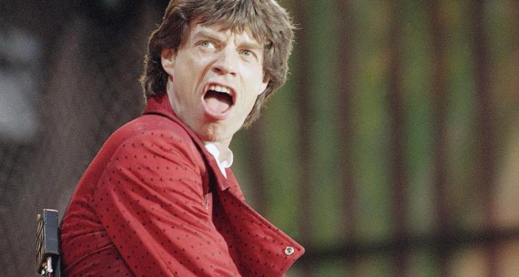 mick jagger 1991 quote