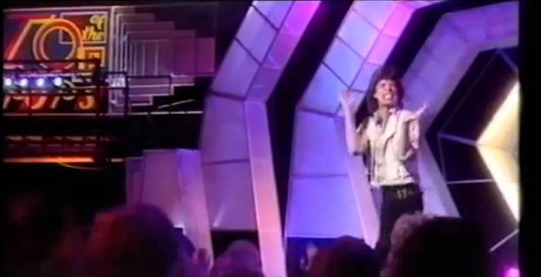mick jagger let's work TV totp 1987
