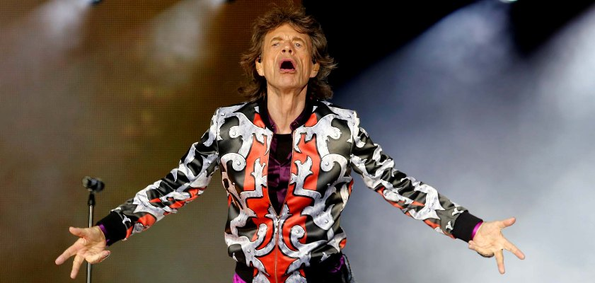 mick jagger quote 2018