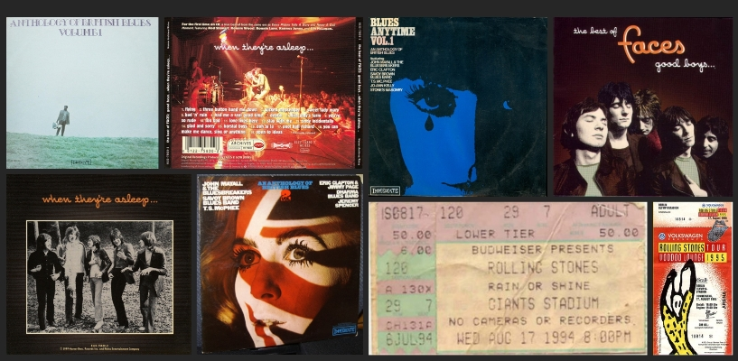 rolling stones chronology august 17