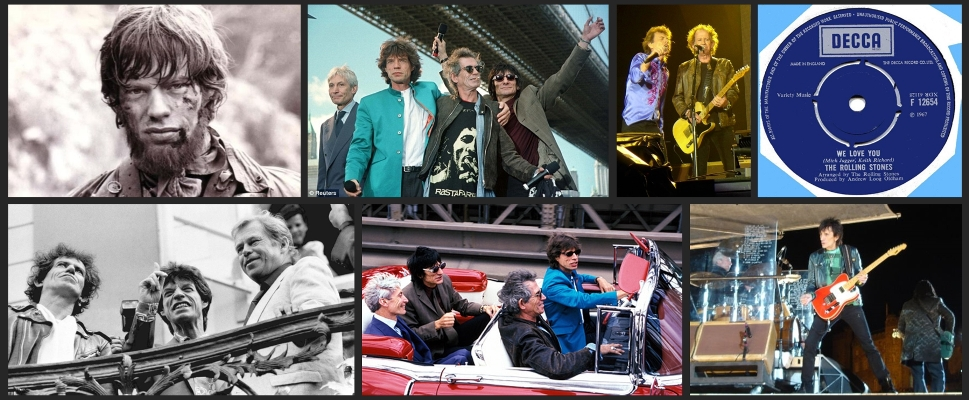 rolling stones chronology august 18