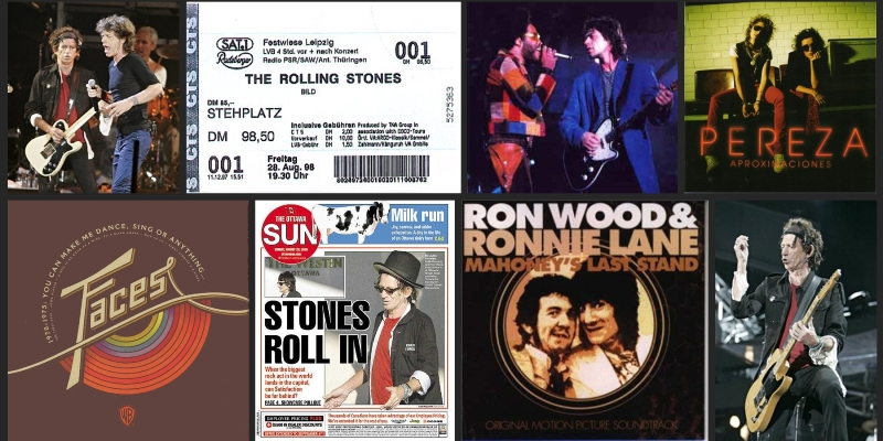 rolling stones chronology august 28