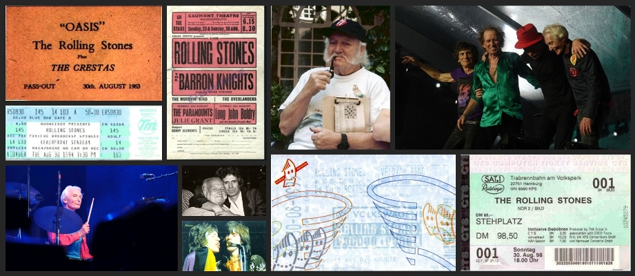rolling stones chronology august 30
