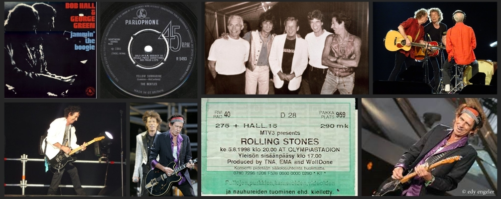 rolling stones chronology august 5