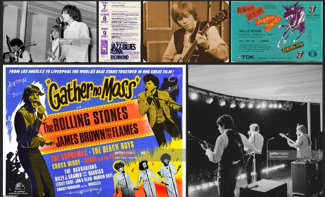 rolling stones chronology august 7