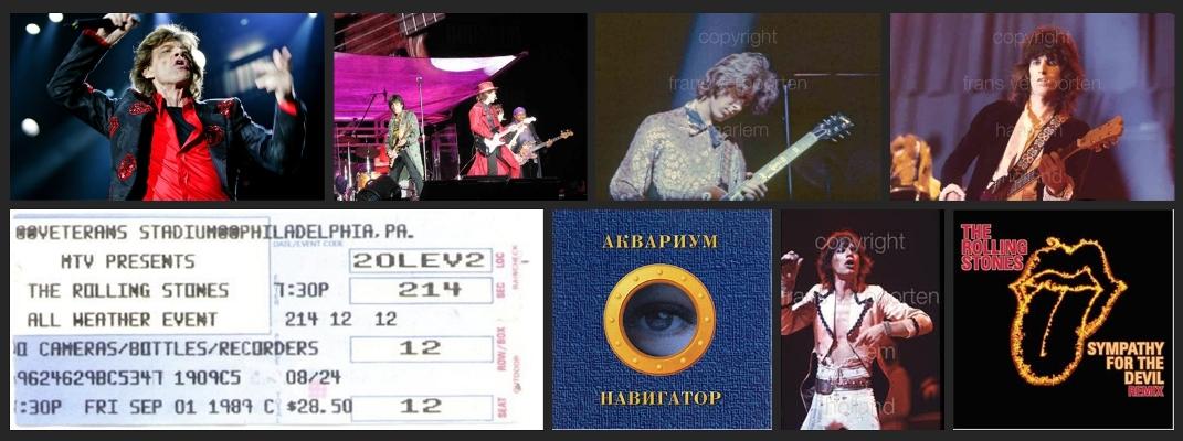rolling stones chronology september 1