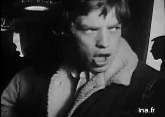 rolling stones interview french tv 1966