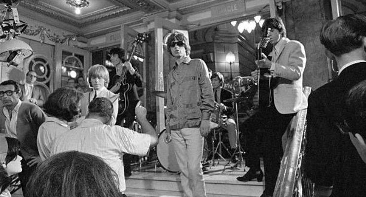 rolling stones red skelton hour tv 1964