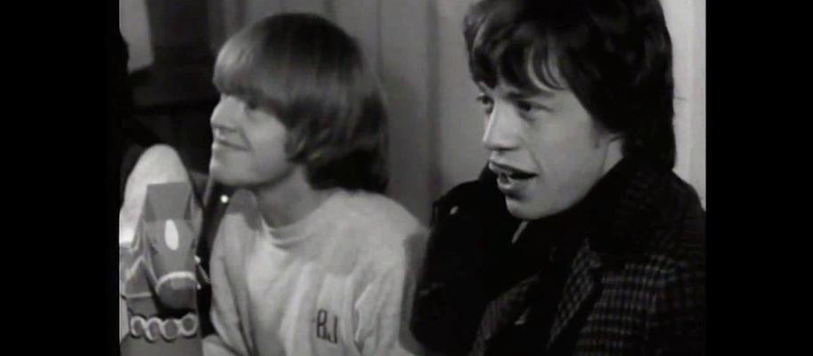 rolling stones sweden 1965 video