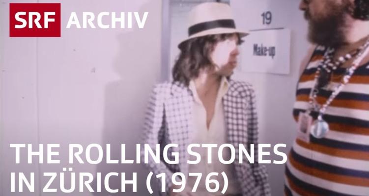 rolling stones zurich 1976 video