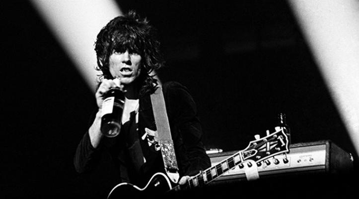 keith richards 1973 quote