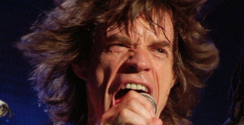 mick jagger quote 1995