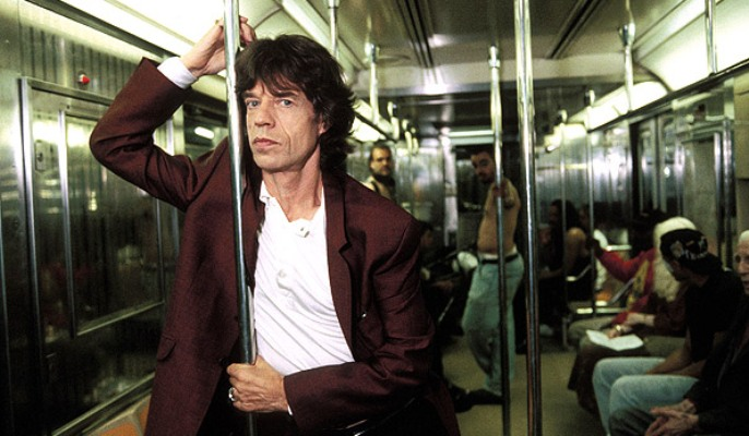 mick jagger quote 1997