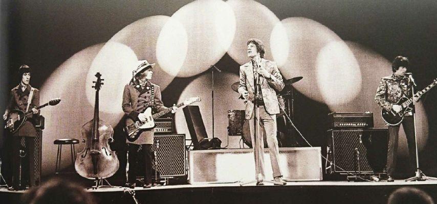 rolling stones 1967 sunday night palladium tv