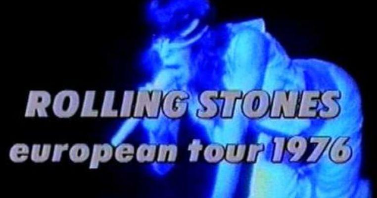 rolling stones 1976 private movie