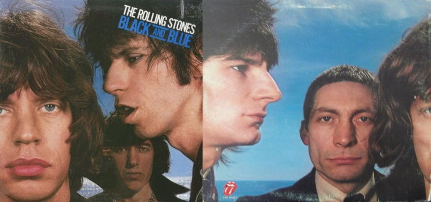 rolling stones black and blue fool to cry