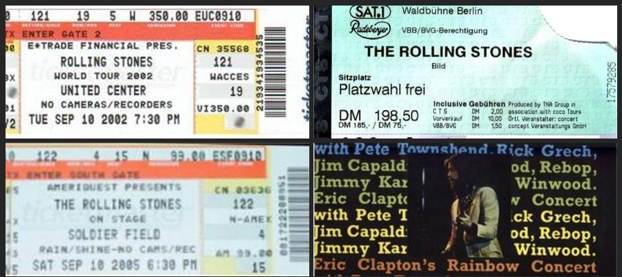rolling stones chronology september 10