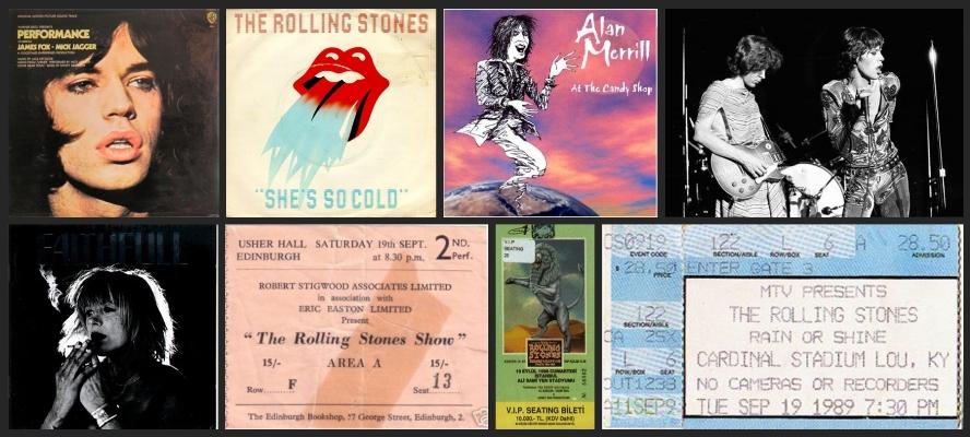 rolling stones chronology september 19