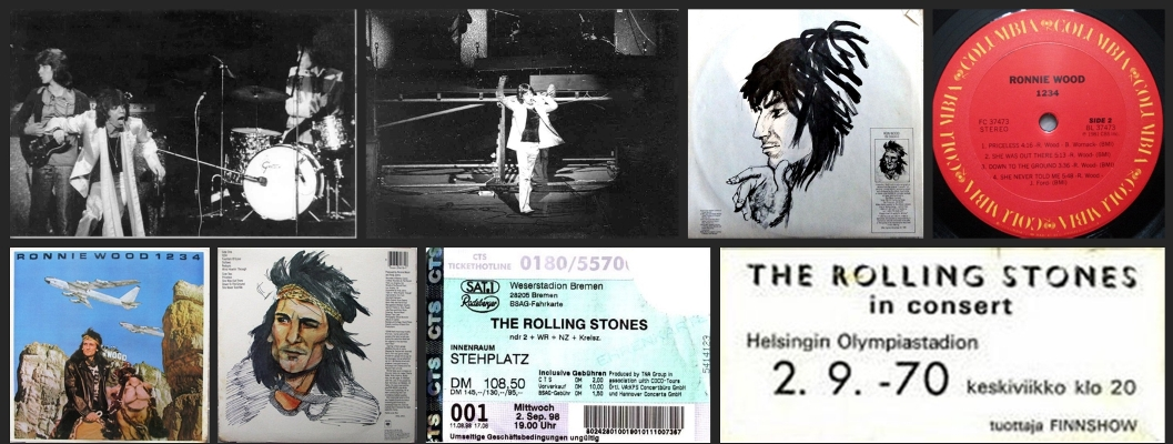 rolling stones chronology september 2