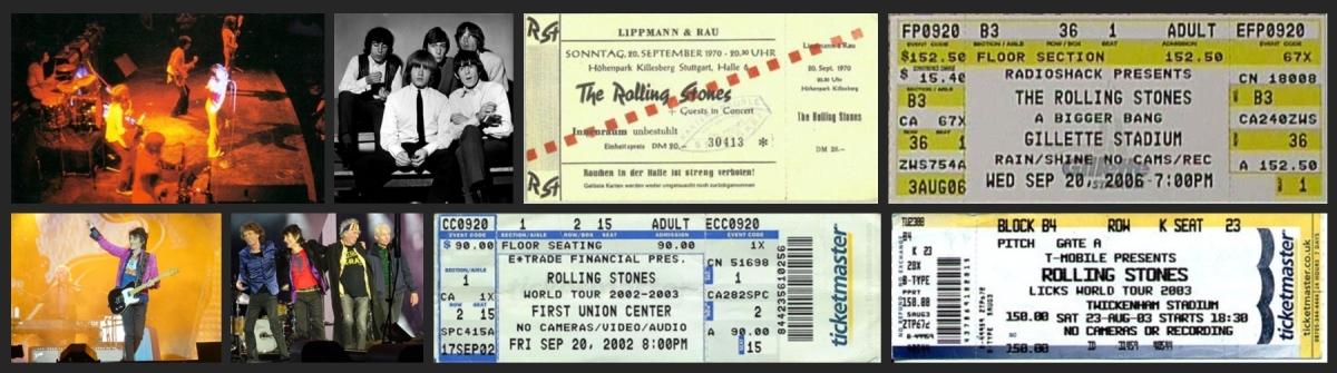 rolling stones chronology september 20