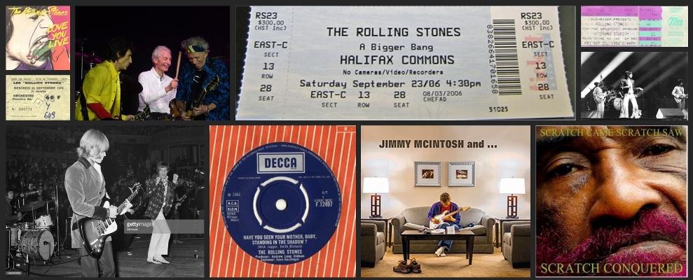 rolling stones chronology september 23