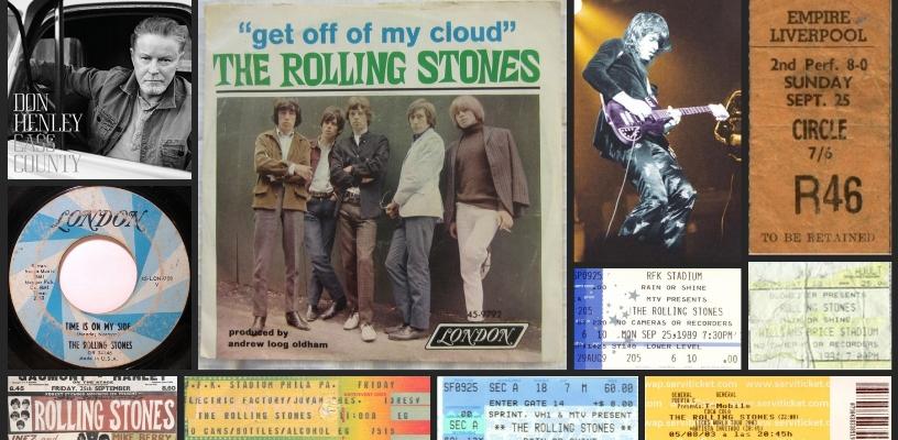 rolling stones chronology september 25