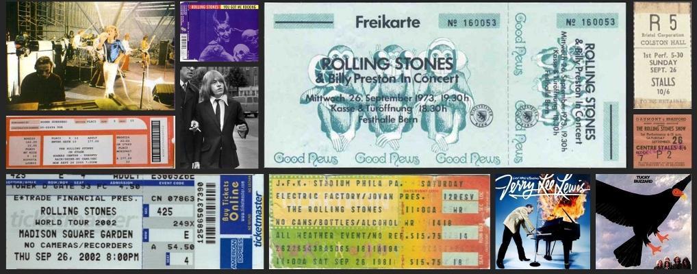 rolling stones chronology september 26