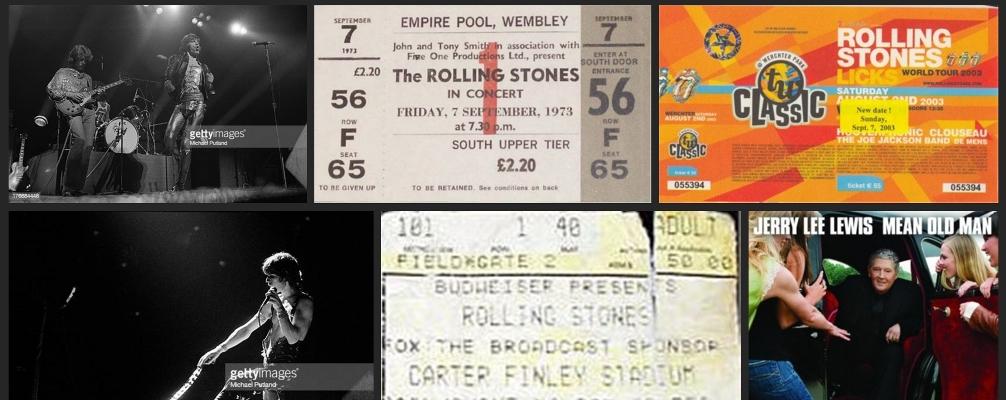 rolling stones chronology september 7