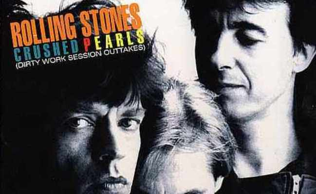rolling stones crushed pearl 1985