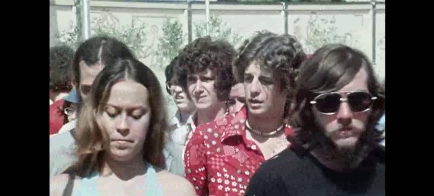 Rolling Stones Dallas 1975 rare footage