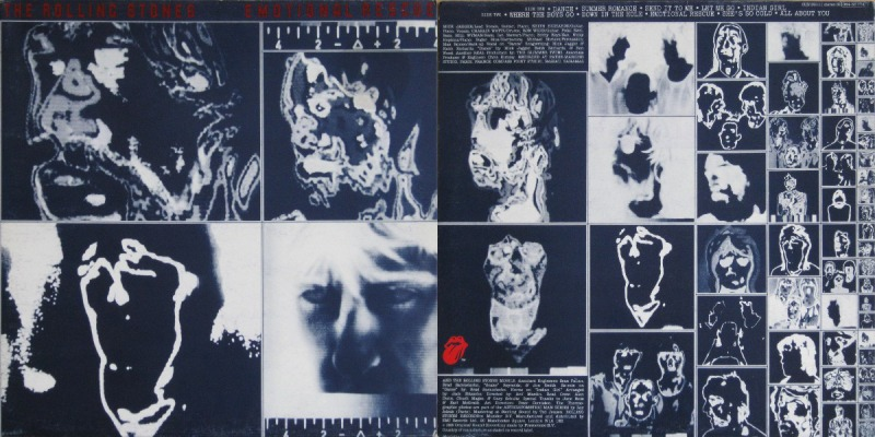rolling stones emotional rescue where the boys go 1980