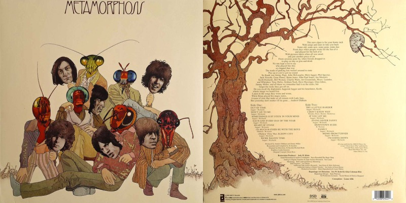 rolling stones metamorphosis I don't know why