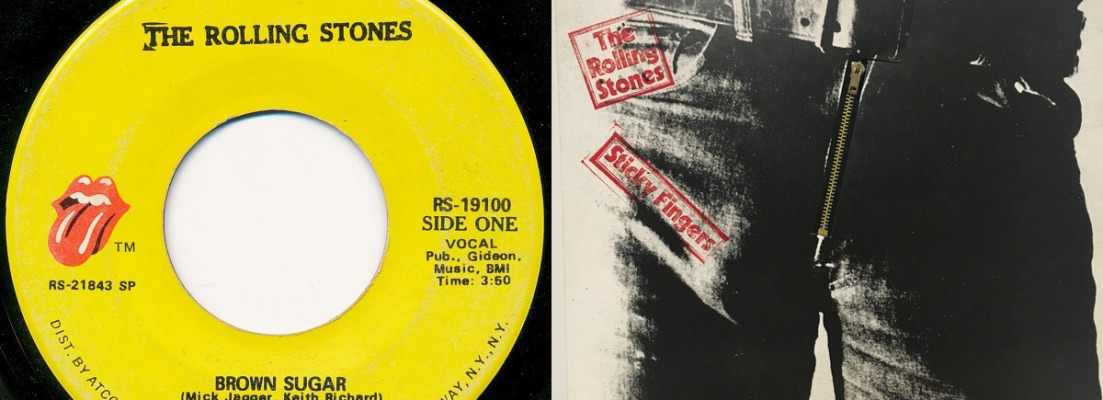 rolling stones records first releases