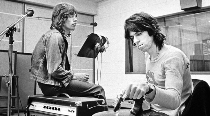 mick jagger quote songwriting