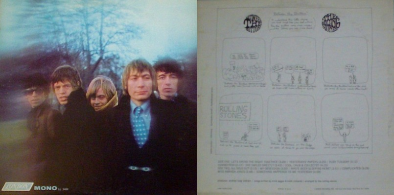rolling stones between the buttons usa spend night together