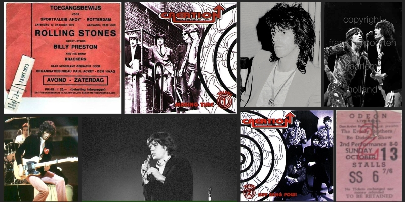 rolling stones chronology october 13