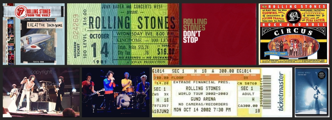 rolling stones chronology october 14