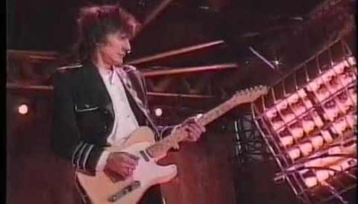 rolling stones International Rock Awards 1990
