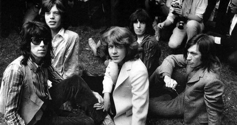 rolling stones press conference 1969